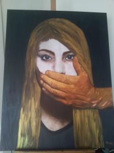 Dr. Pamela Chrabieh Painting 2012