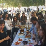 Intercultural and Intergenerational home-made buffet