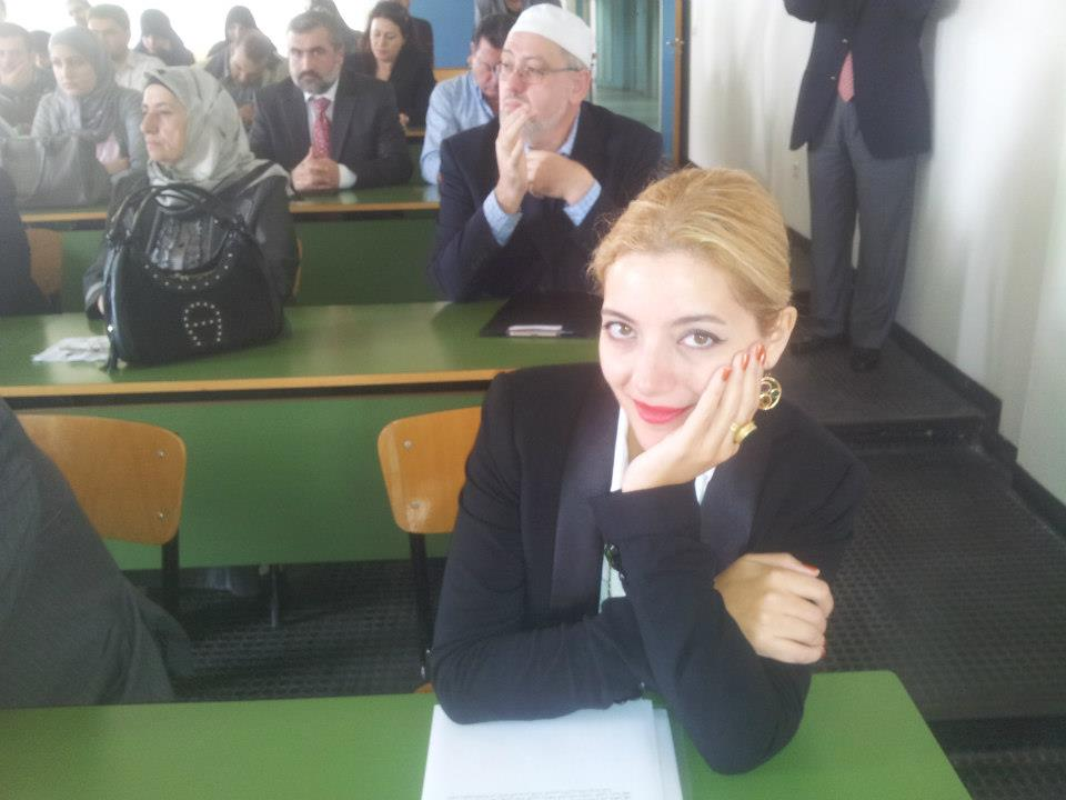 Pamela Chrabieh academicienne au Liban