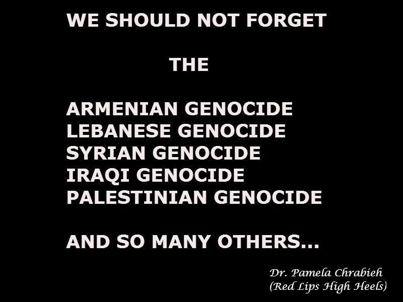 Past remembrance Dr. Pamela Chrabieh