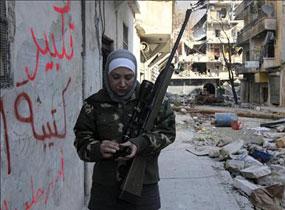 Sniper Syria