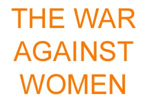 War against women in the Middle East